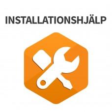 Installationshjälp