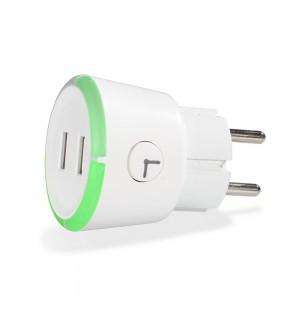 USB Laddare med säkerhets timer