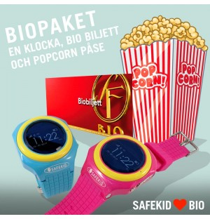 SAFEKID WP20 - Biopaket