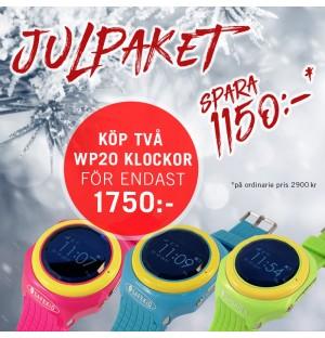 SAFEKID WP20 - Julpaket dubbel