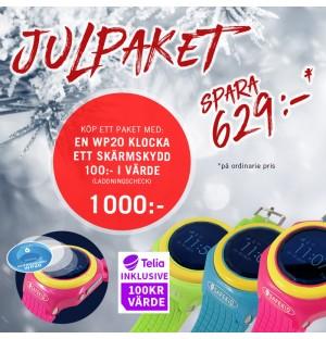 SAFEKID WP20 - Julpaket extra
